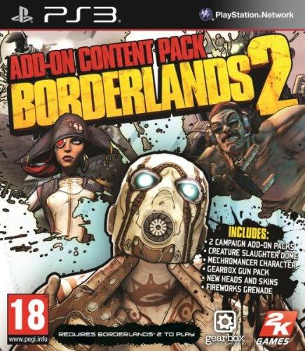 Borderlands 2 - content pack [import anglais]