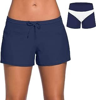 Board Shorts Women's Swimswear Tankini Swim Briefs Swimsuit Bottom Boardshorts Beach Trunks
