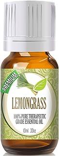 Lemongrass Essential Oil - 100% Pure Therapeutic Grade Lemongrass Oil - 10ml