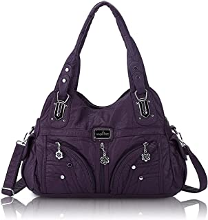 Angel Kiss Tasche Damen Handtasche Schultertasche Lederhandtasche Reise Arbeit Shopping Mode Damenhandtasche Henkeltasche ...