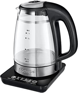 Best chantal 3.5 cup electric kettle Reviews
