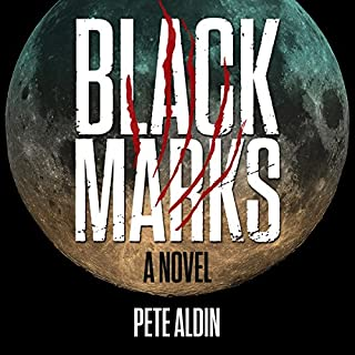 Black Marks audiobook cover art