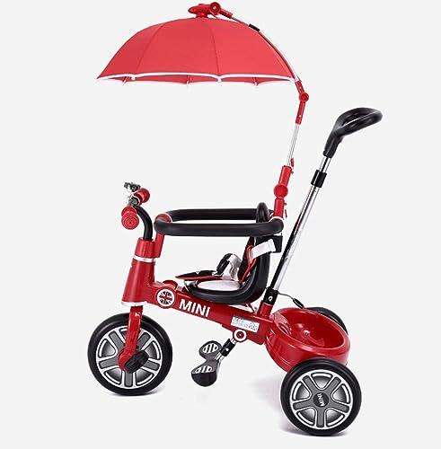 para mayoristas Triciclos para Niños Cochecitos Cochecitos Cochecitos para Bebés Bicicletas Plegables Bicicletas Se Pueden Usar para Paseantes Triciclos para Bebés hombres Y mujeres  100% precio garantizado