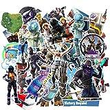 REYOK 110 Pcs Paquete de Pegatinas, Videojuegos Stickers PVC Etiqueta...