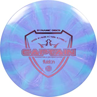 dynamic discs captain