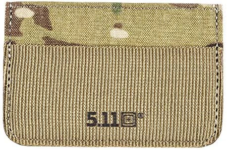5 11 Tactical Camo Tamper Resistant Card Wallet 11 Cards Multicam Style 56548 product image