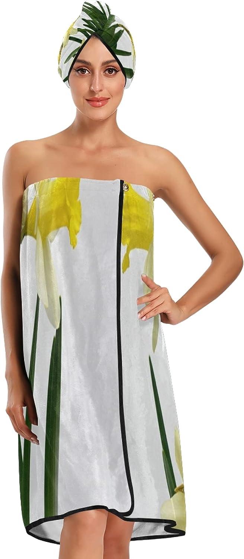 Virginia Beach Mall Bath Wraps Daffodils Flowers Yellow Spa Daffodil Spring Tow Max 70% OFF