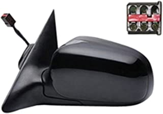 Partslink FO1320451 Multiple Manufacturers OE Replacement Door Mirror Ford Mustang 2013-2014