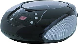 GPX BC112B Boom Box and CD Player
