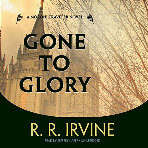 Gone to Glory audiobook cover art