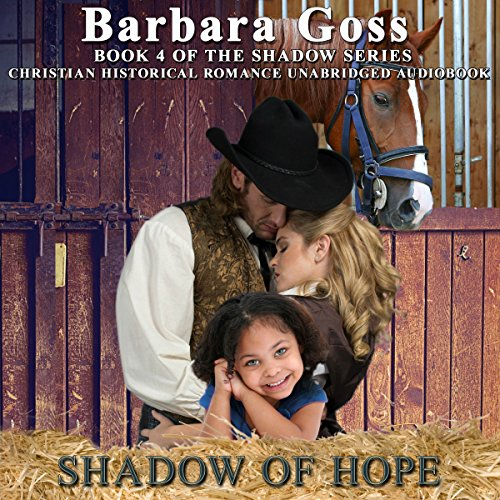 Shadow of Hope audiobook cover art