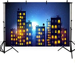Best city night backdrop Reviews