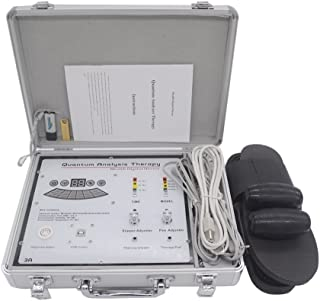 Quantum Resonance Magnetic Therapy Analyzer 3RD Generation 47 Reports with Massages Comparative Function Newest English & Spanish Software 2018