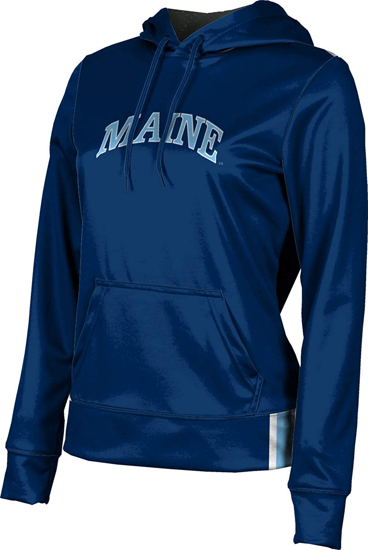 ProSphere University of Maine Girls' Pullover Hoodie, School Spirit Sweatshirt (Solid)