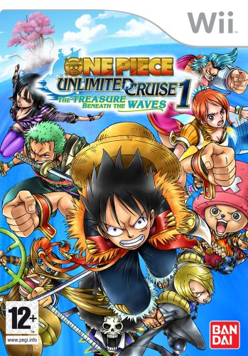 Wii one piece unlimited cruise 1