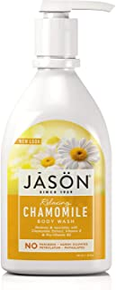 Jason Natural Products Chamomile Satin Shower Body Wash, 30 Ounce - 3 per case.