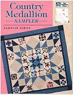 Country Medallion Sampler (Sampler Series)