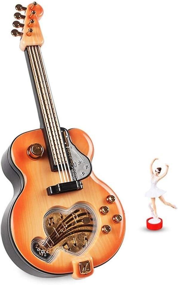 jinyi2016SHOP Virginia Beach Mall Music Case Creative Box Daily bargain sale Bir Guitar