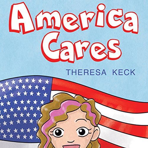 America Cares audiobook cover art