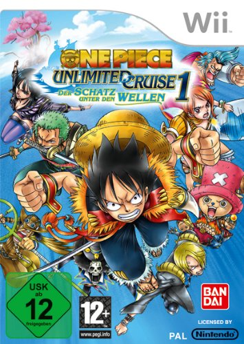 One Piece Unlimited Cruise 1 - Der Schatz unter den Wellen