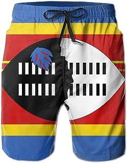 DELIDAA Tuxedo Men Boy Casual Quick-Drying Beach Pant Swim Board Trunks