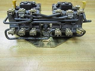 Allen Bradley 705-BOD Reversing Starter 110/120V 50/60CY