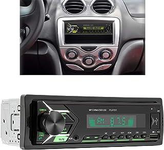 ZJJUN Electronics Video Audio SWM503 Car Radio Receiver MP3 Player with Remote Control, Support FM & Bluetooth & USB & AUX...