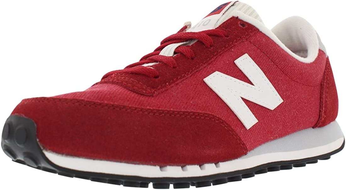 New Balance 410 Prep Pack Lifestyle Sneaker pour femme, rouge ...
