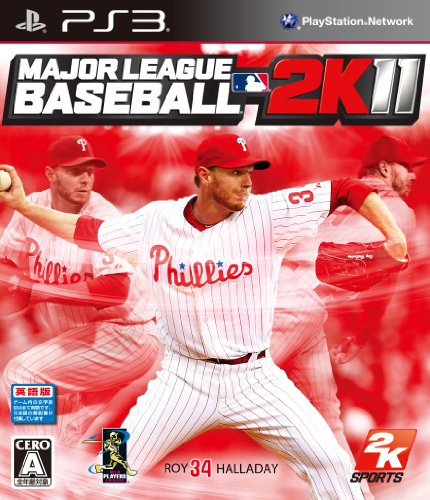 Take-Two Interactive MAJOR LEAGUE BASEBALL 2K11 for PS3 (japan import)