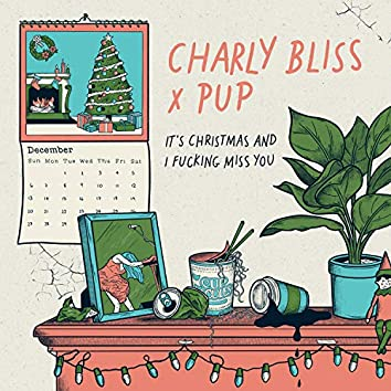 It's Christmas And I Fucking Miss You (feat. Pup)