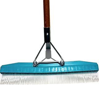 RealGrass Synthetic Grass Turf Rake with 5 ft. Handle. Brought to you by and Real Grass Lawns