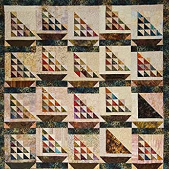 Winter Lily Laundry Basket Quilts Traditional Quilt Pattern