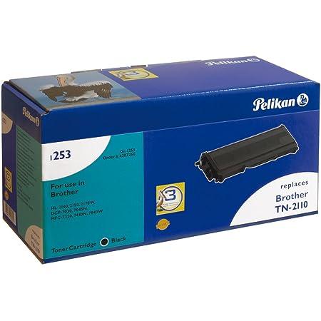 Pelikan Toner Ersetzt Brother Tn 230c Passend Für Drucker Brother Hl 3040 Bürobedarf Schreibwaren