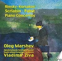 Pabst; Rimsky-Korsakov; Scriabin: Three Russian Piano Concertos by Oleg Marshev