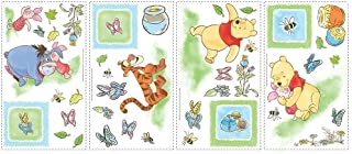 RoomMates Winnie The Pooh Peel and Stick Wall Decals