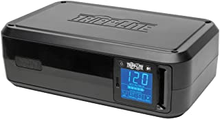 Tripp Lite 1000VA Smart UPS Battery Back Up, 500W Tower, 8 Outlets, LCD Display, AVR, USB, Tel / DSL / Coax Protection, 3 ...