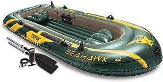 Schlauchboot Set Seahawk 4 Größe 351x145x48cm Paddel Handpumpe In