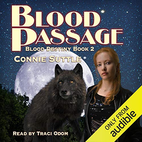 Blood Passage Audiobook By Connie Suttle cover art