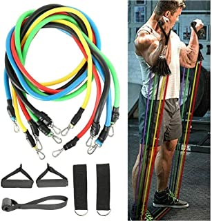 YEXIN Fitness Pull Rope Resistance Band Latex Power Fitness Equipment Yoga Exercise Fitness Rubber Tube Belt Stretching Tr...