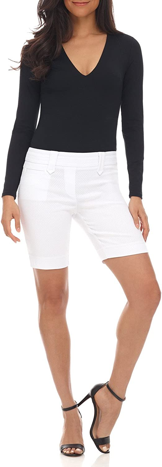 Rekucci Al sold out. Women's Ease into Comfort Perfection Modern It is very popular Short Office