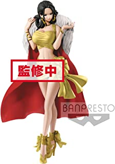 Banpresto Glitter & Glamours-Boa Hancock Christmas Style-(A Normal Color Ver) (One Piece), Red/Gold