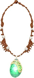 Jakks Pacific- Magical Seashell Necklace Disney Oceania Collana Magica di Vaiana per Bambini, Taglia Unica, 4696