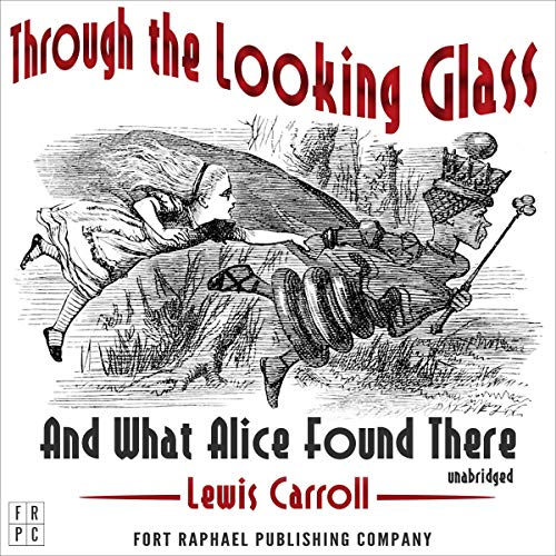 Two Classics from Lewis Carroll: Adventures in Wonderland and Through the Looking-Glass and What Alice Found There Titelbild