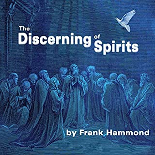 The Discerning of Spirits audiobook cover art