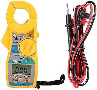 NiceCore Calibrateurs numérique Multimètre Tension Courant électrique Multimètre KT87N Megger Testeur jaune