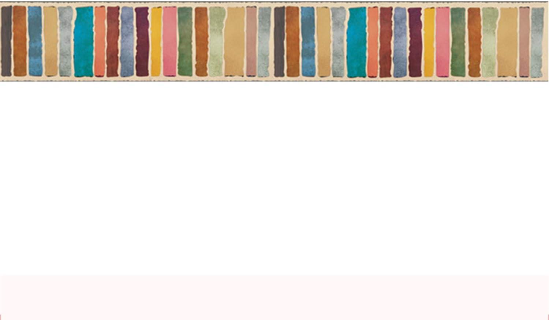 SQINAA Now free shipping Peel and Brand new Stick Wallpaper Waterproof Border Pattern Retro