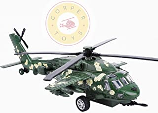 large toy army helicopter