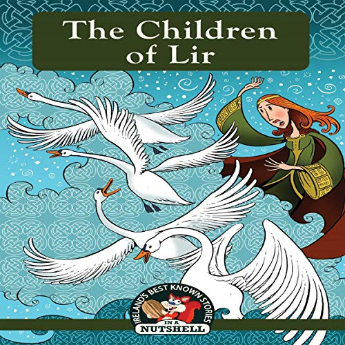 The Children of Lir  audiobook cover art