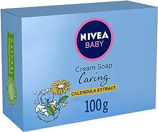 NIVEA, Baby, Soap, Caring, 100g