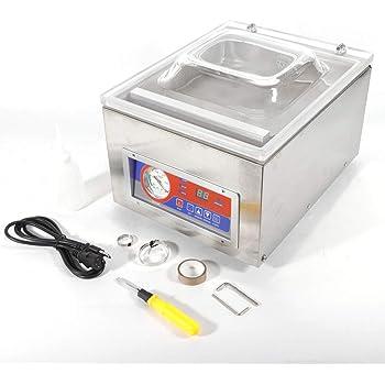 : DiLiBee DZ 260C 120W 20cbm Tisch Vakuumierer